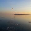 Кайтинг на Горе море в ЗК «Усадьба»