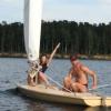 Обучение на яхте Луч