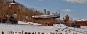 Волга Ховер Шоу 2011