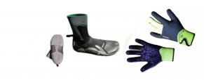 Гидрообувь и гидроперчатки